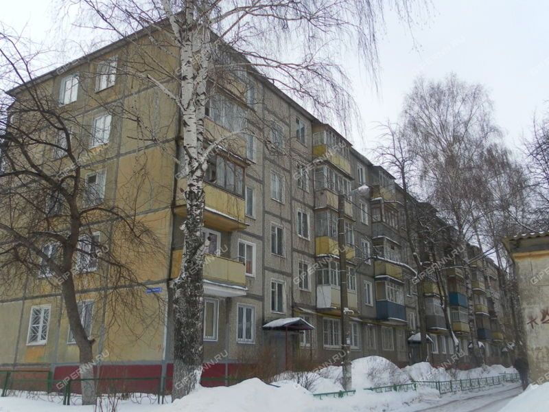 двухкомнатная квартира на улице Шимборского дом 5