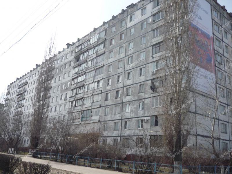 двухкомнатная квартира на улице Сергея Есенина дом 4