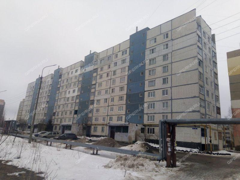 двухкомнатная квартира на Весенней улице дом 1 город Заволжье