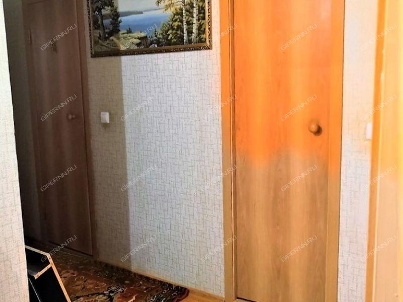 двухкомнатная квартира на улице Академика Сахарова дом 117 к1