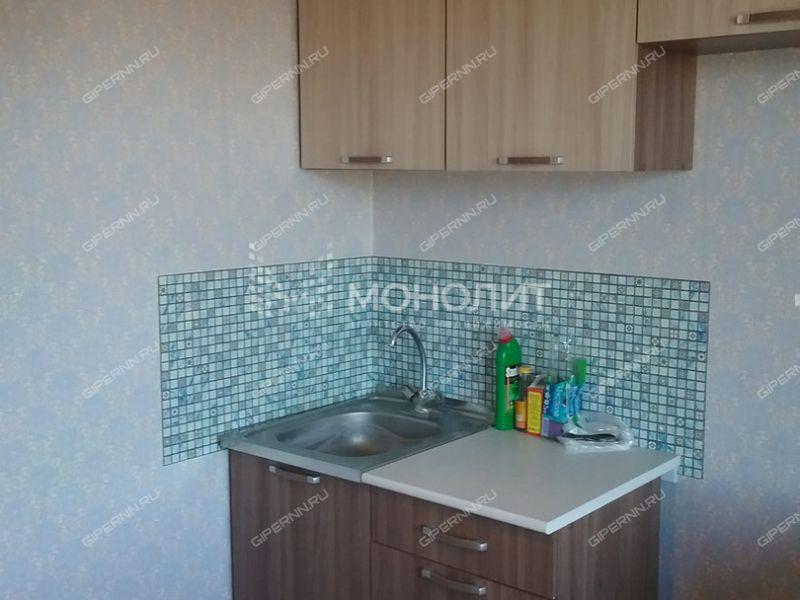 однокомнатная квартира на Полевой улице дом 3 посёлок Буревестник