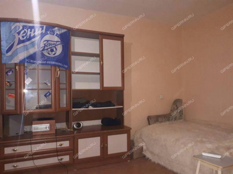 однокомнатная квартира на Первомайской улице дом 13 город Бор