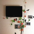 Куда спрятать провода от телевизора на стене?