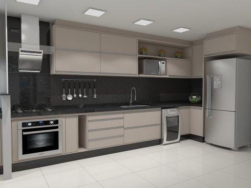 Стиральная машинка на кухне: за и против