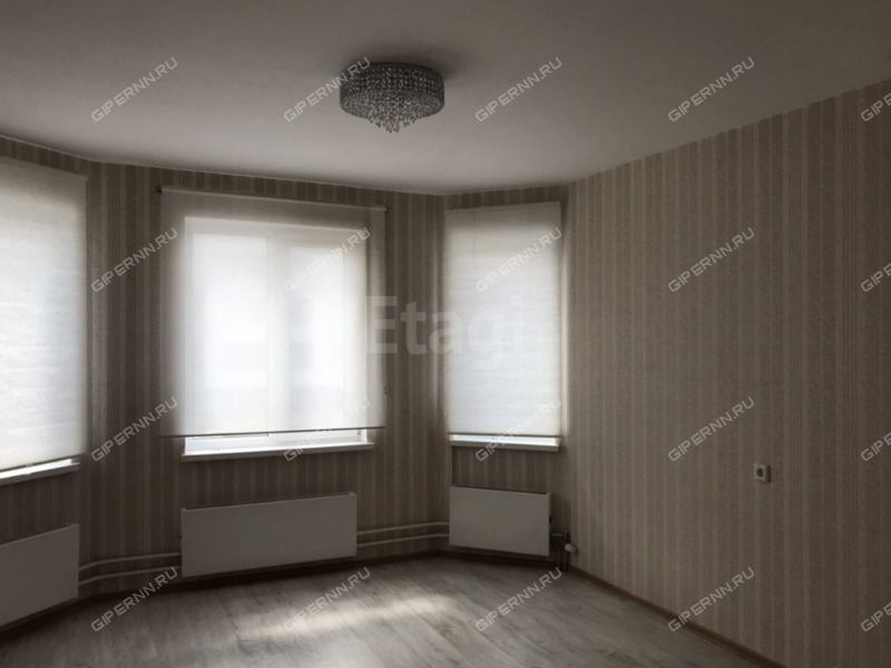 трёхкомнатная квартира на улице Академика Сахарова дом 115/1