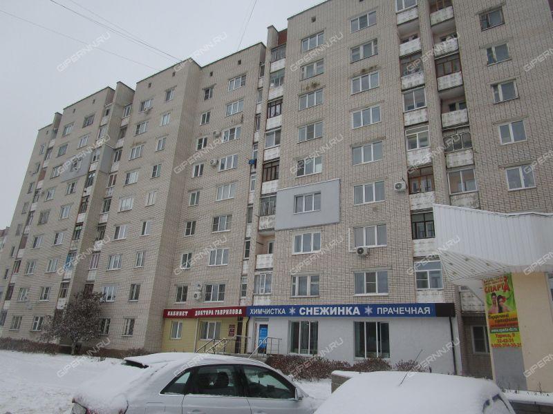 однокомнатная квартира на улице Рудольфа Удриса дом 9 город Дзержинск