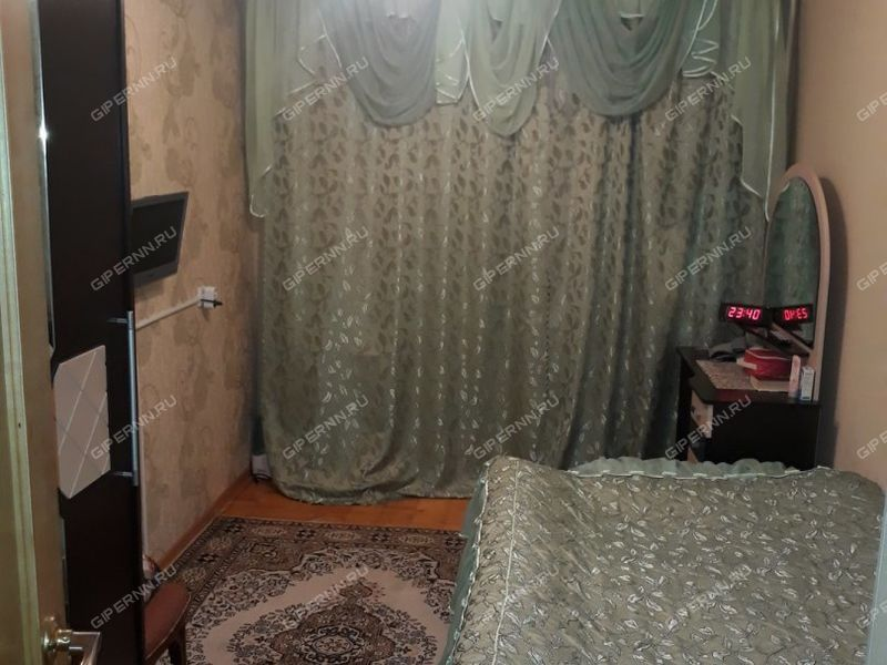 трёхкомнатная квартира на улице Пушкина дом 11 город Заволжье
