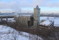 Высотки вместо мельниц: что строят в России на месте старых элеваторов