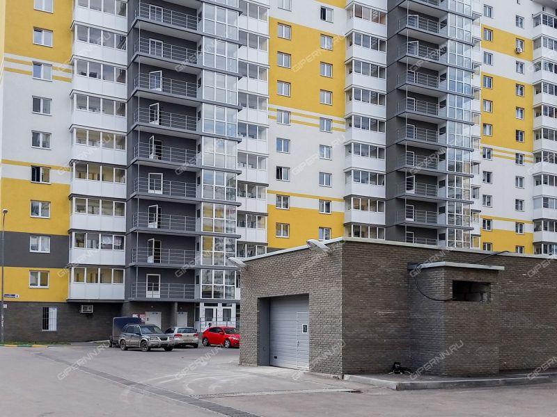 двухкомнатная квартира на улице Победная дом 12