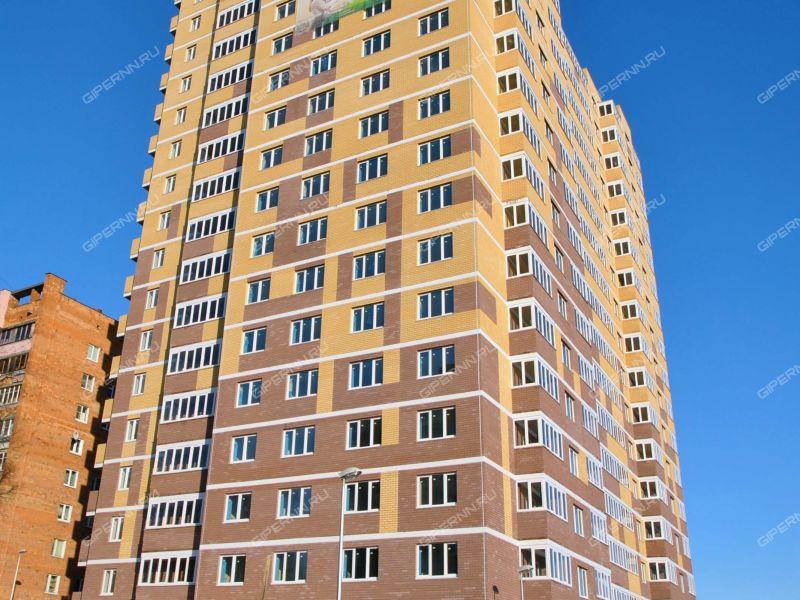 однокомнатная квартира на улице Горная дом 6а