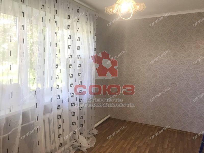 однокомнатная квартира на улице Бориса Панина дом 19