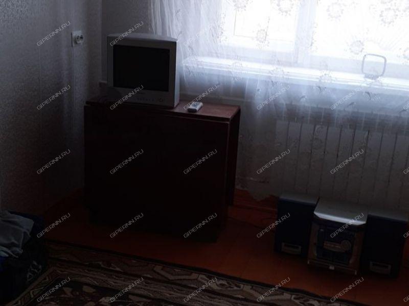 однокомнатная квартира на улице Спутника дом 14