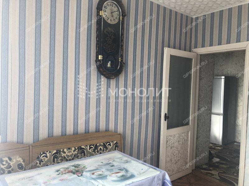 трёхкомнатная квартира на улице Центральная дом 77 село Архангельское
