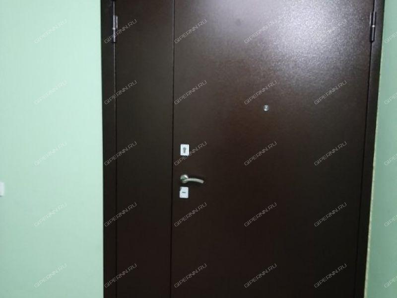 однокомнатная квартира на улице Школьная дом 5 посёлок Новинки