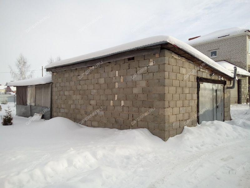 дом на улице Луговая деревня Берёзовка