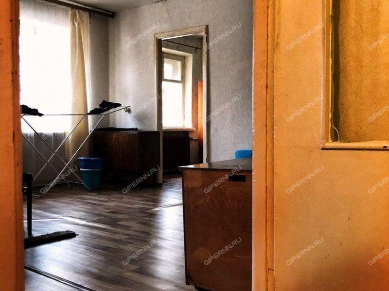 двухкомнатная квартира на улице Ванеева дом 45
