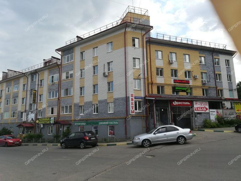 однокомнатная квартира на улице Учительская дом 12 посёлок Новинки