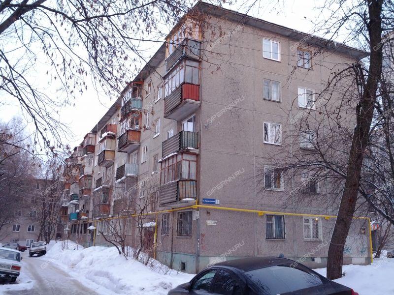 улица Надежды Сусловой, 9 к2 фото