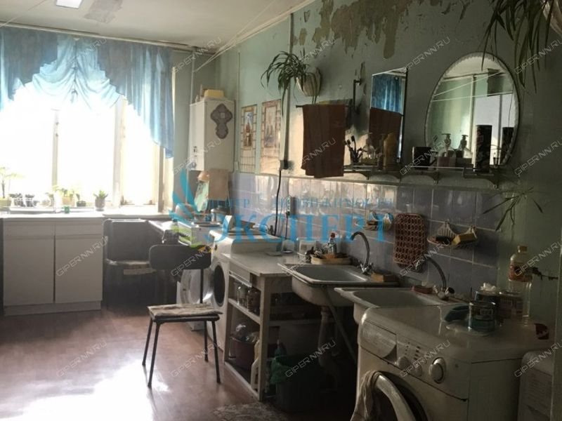комната в доме 41 на Юбилейной улице
