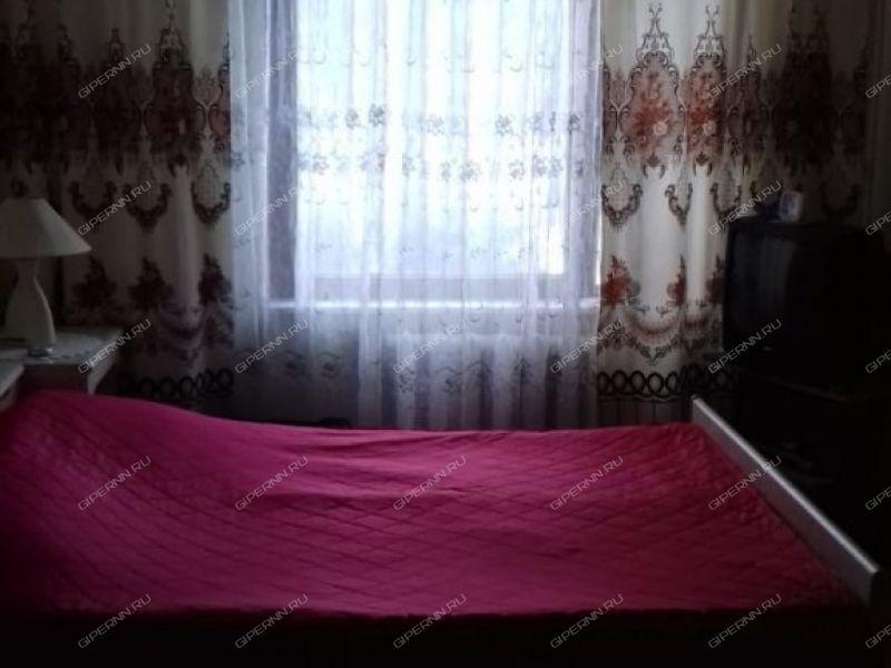 двухкомнатная квартира на улице Гвардейская дом 18 посёлок Мулино