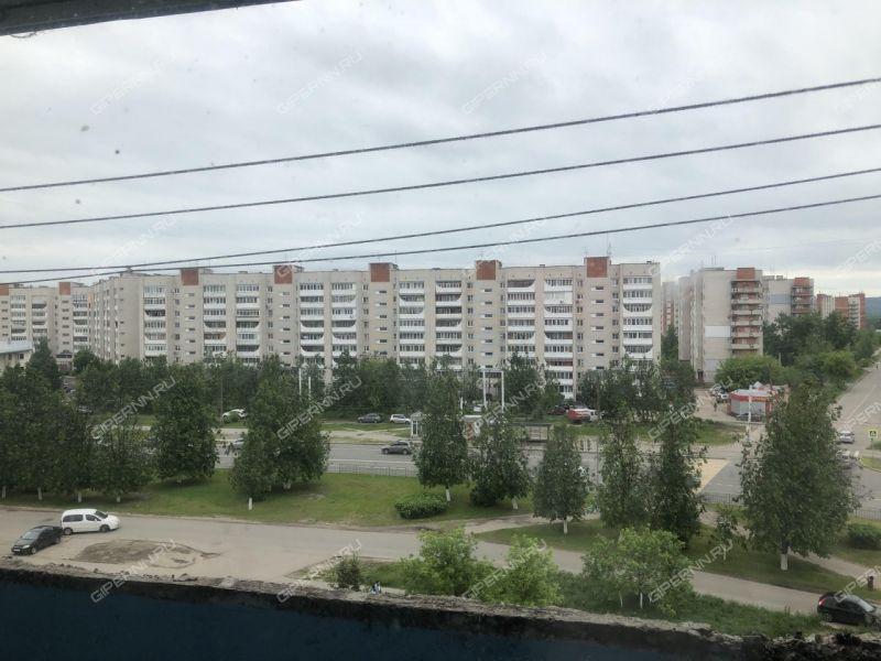 двухкомнатная квартира на проспекте Циолковского дом 68 город Дзержинск