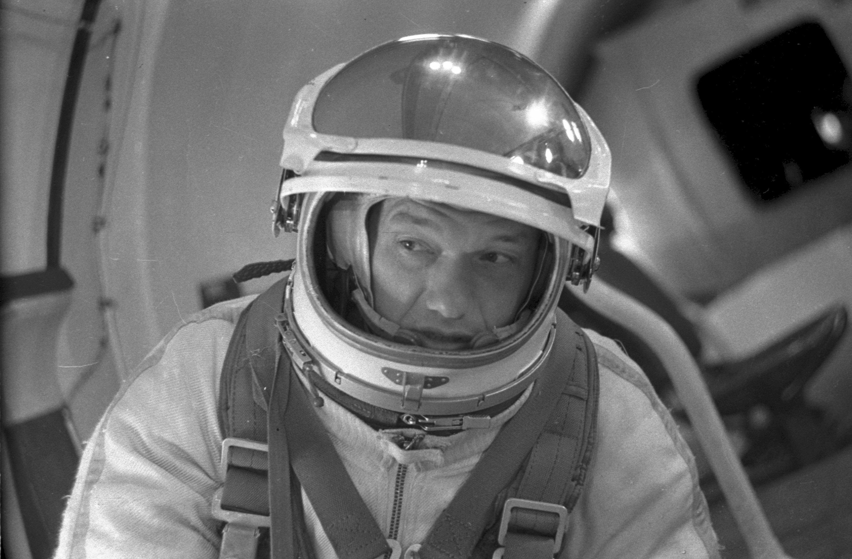 Космонавт Алексей Елисеев совершил три космических полета. Фото: gctc.ru