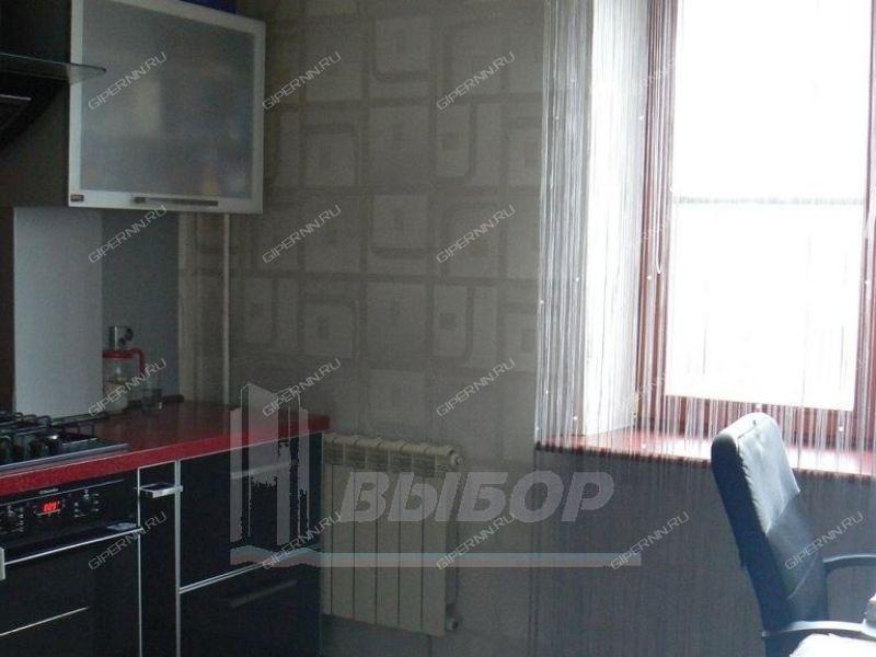 двухкомнатная квартира на улице Веденяпина дом 1А