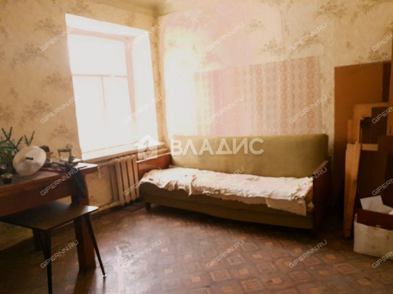двухкомнатная квартира на улице Большая Печёрская дом 13