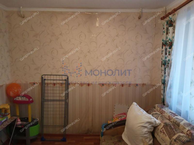 трёхкомнатная квартира на улице Чаадаева дом 43