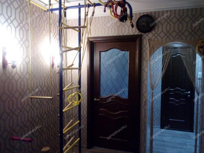 трёхкомнатная квартира на Молокозаводской улице дом 65 город Арзамас