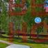 четырёхкомнатная квартира на Арзамасской улице дом 15 деревня Берёзовка