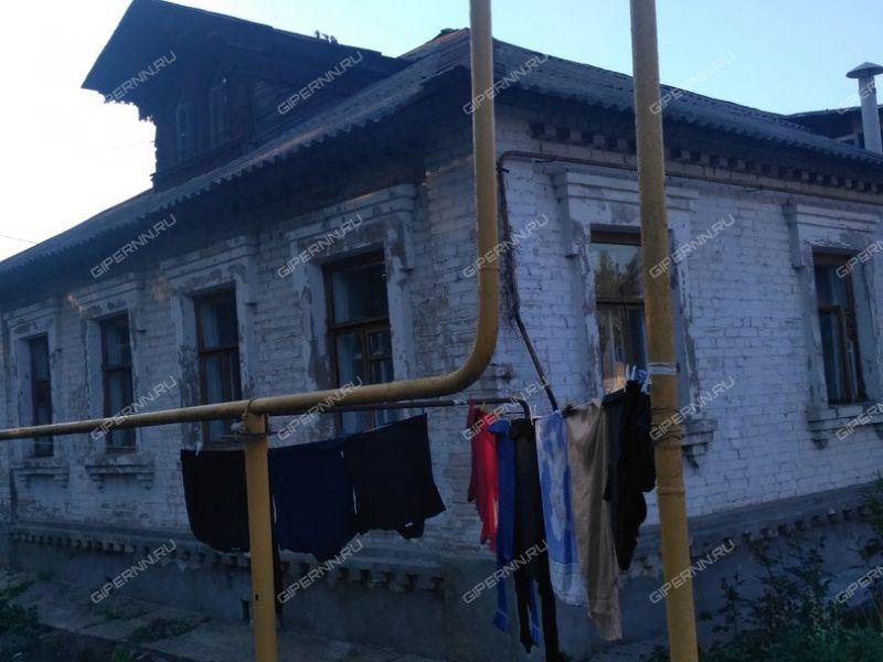 дом на улице Хальзовская