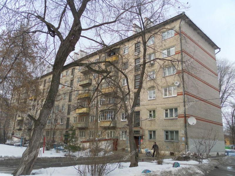 однокомнатная квартира на проспекте Героев дом 37