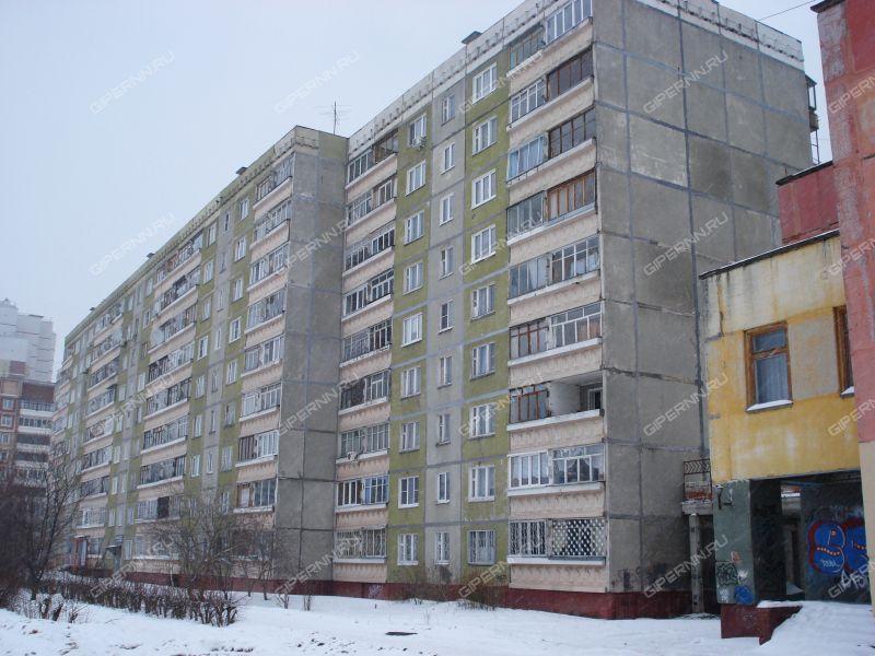 однокомнатная квартира на улице Школьная дом 32