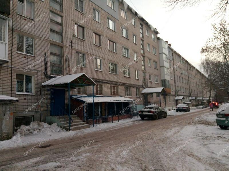 однокомнатная квартира на улице Гайдара дом 3 город Дзержинск