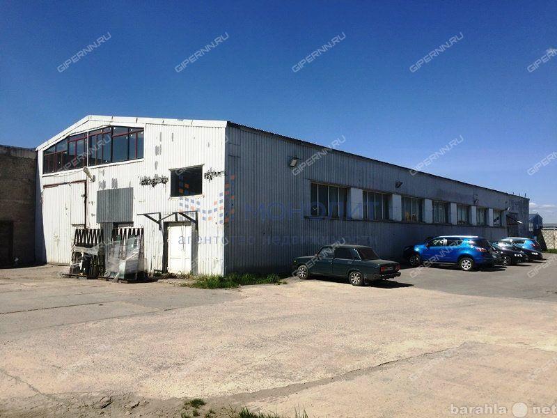 здание под склад, производственную площадь на улице Федосеенко