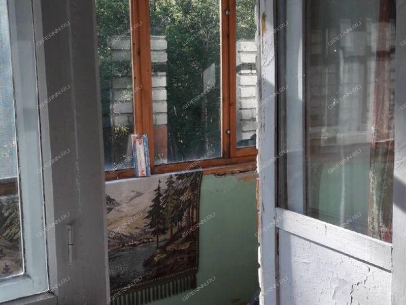 однокомнатная квартира на Луговая дом 2 посёлок Ильино