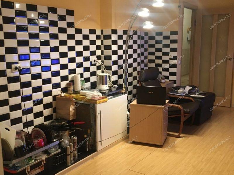 однокомнатная квартира на Краснозвёздной улице дом 23