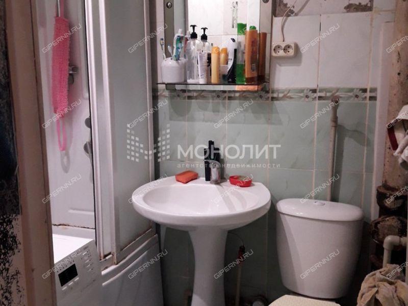 трёхкомнатная квартира на улице Больничная дом 17 к15 рабочий посёлок Гидроторф
