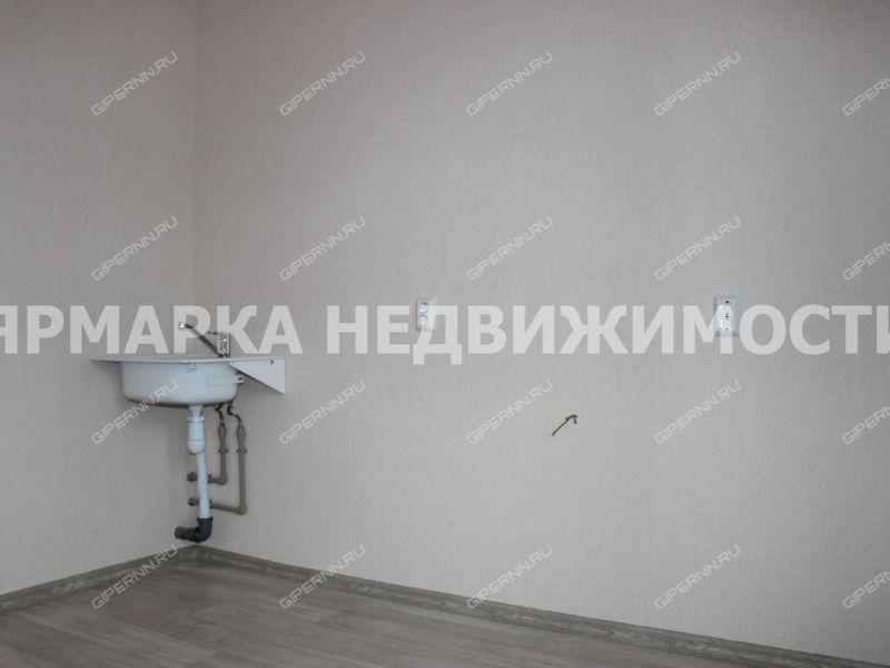 однокомнатная квартира в новостройке на Малоэтажная улица, 20 стр