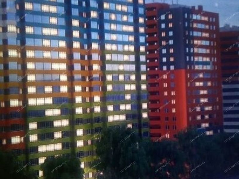 однокомнатная квартира на улице Красная Поляна дом 4 деревня Афонино