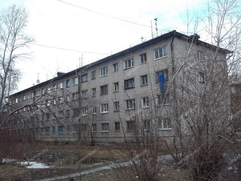 комната в доме 52 на Гороховецкой улице