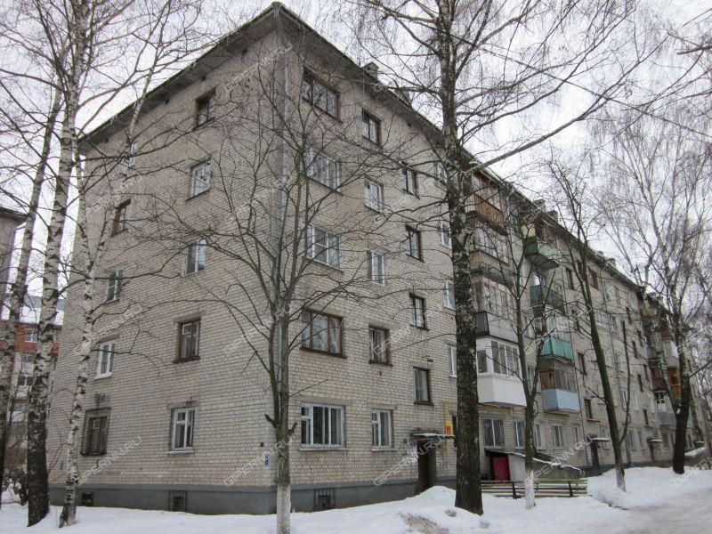 двухкомнатная квартира на улице Сазанова дом 6