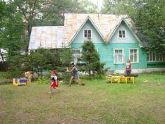 В Зеленом городе появятся новые двухэтажные корпуса детских дач
