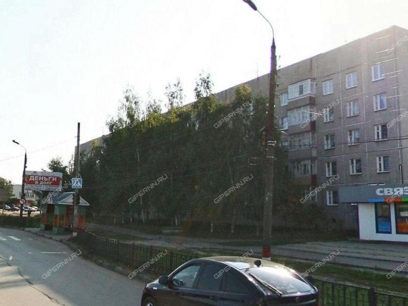 однокомнатная квартира на площади Советская дом 29 город Балахна