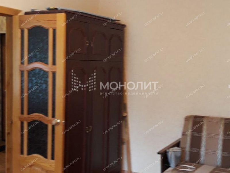 однокомнатная квартира на улице 40 лет Октября дом 16