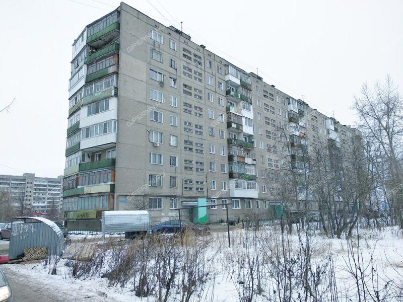 трёхкомнатная квартира на проспекте Циолковского дом 84 город Дзержинск