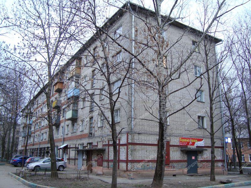 двухкомнатная квартира на улице Электровозная дом 1